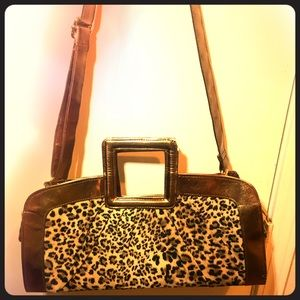 Handbags - 🛑 2 for $20 🐆 Leopard Print Purse 🐆